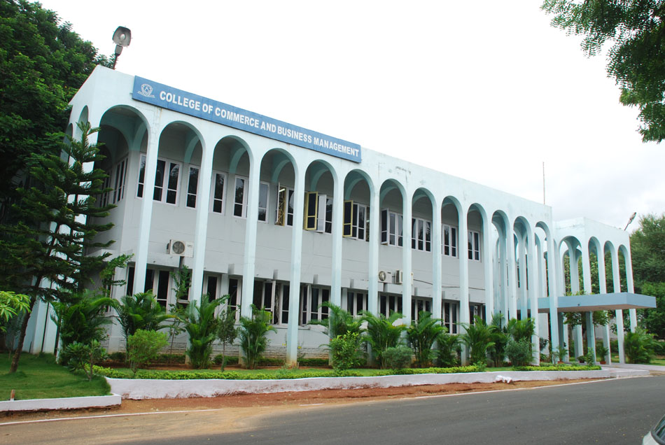 Osmania University Dept. of Commerce